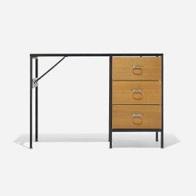 George Nelson & Associates Steelframe Desk, Model 4111