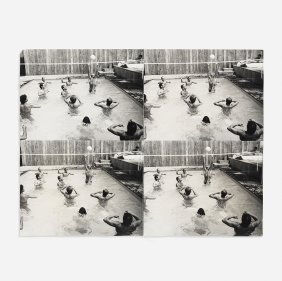 Andy Warhol Pool Party