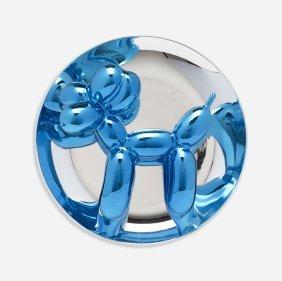 Jeff Koons Balloon Dog (blue)