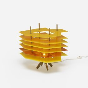 Jorge Pardo Subscription Table Lamp
