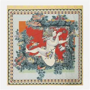 Bjorn Wiinblad, tapestry