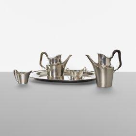 Hans Hansen, Coffee And Tea Service