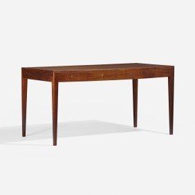 Severin Hansen, Desk