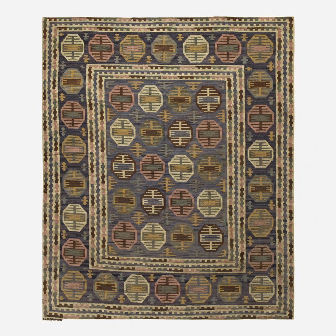 Marta Maas-Fjetterstrom, Dukater flatweave carpet