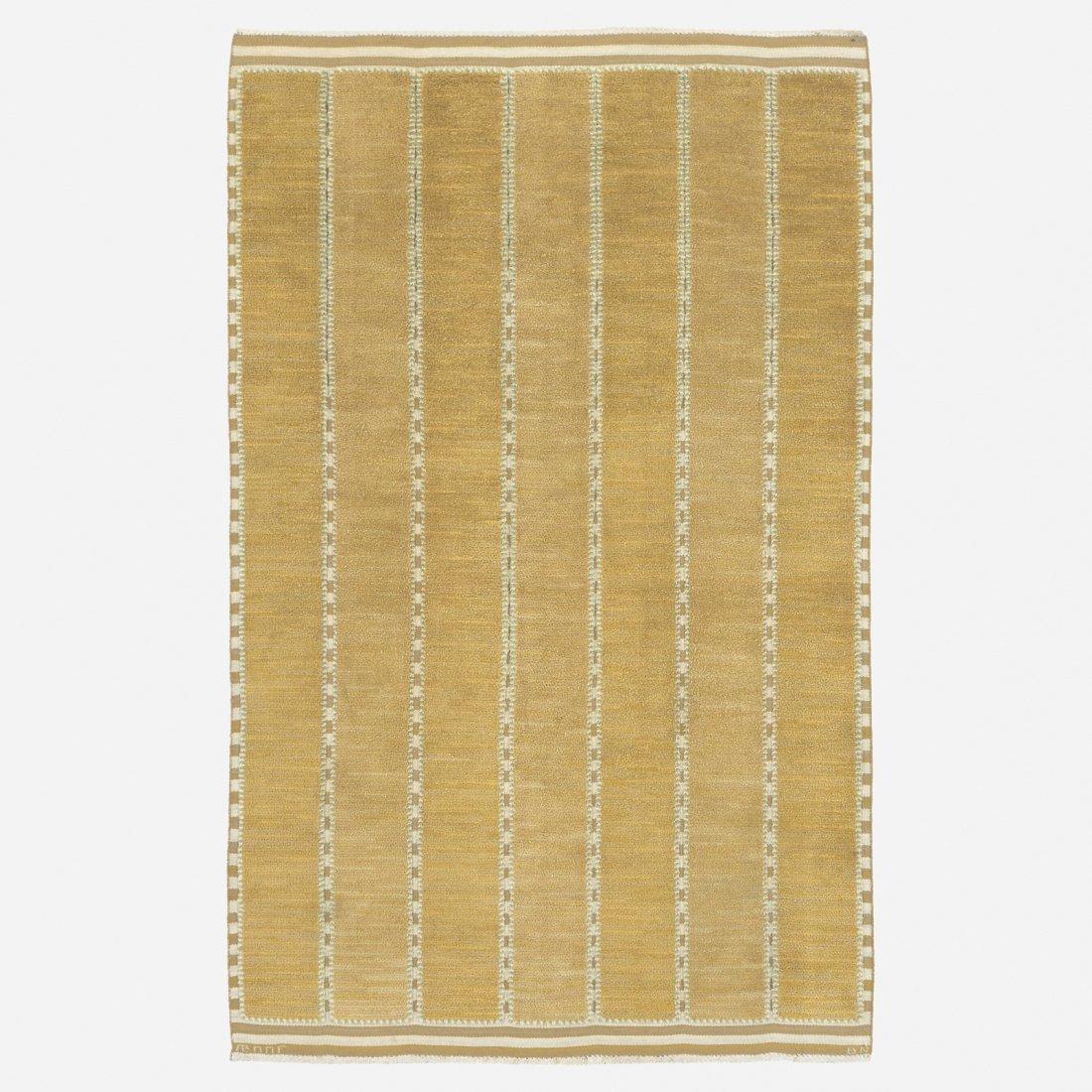 Barbro Nilsson, Gullharpan half-pile carpet