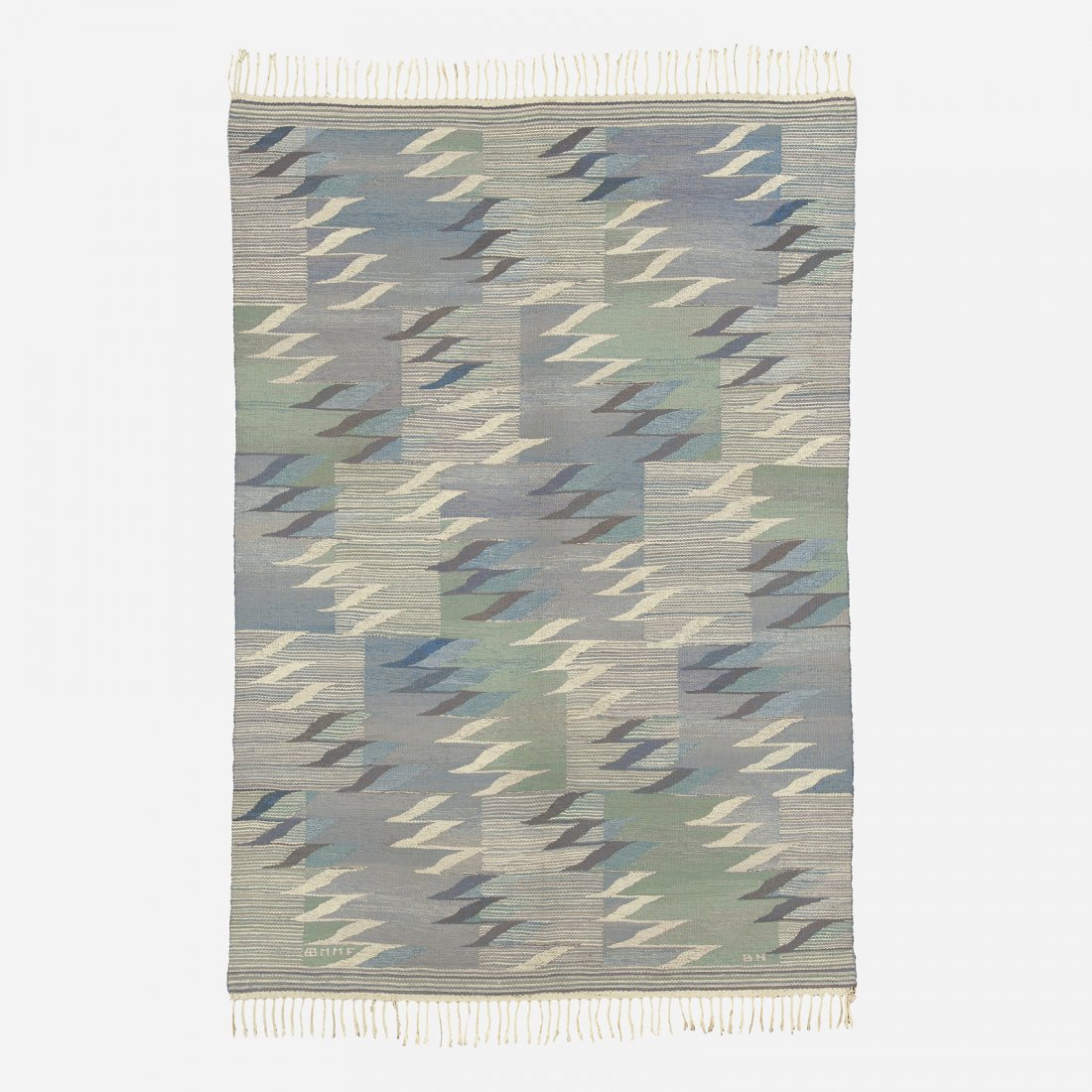 Barbro Nilsson, Snacklosa tapestry weave carpet