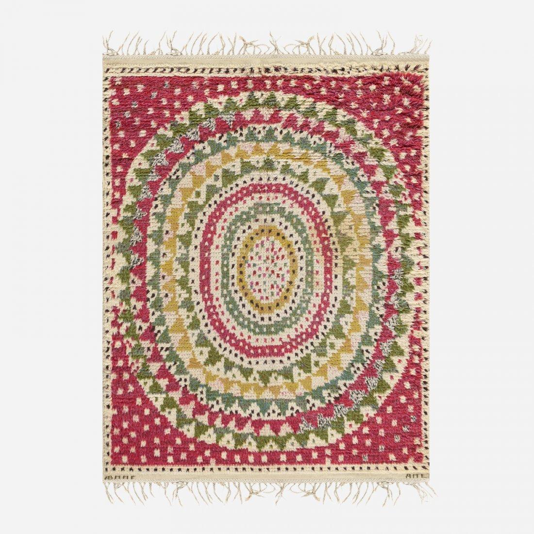 Ann-Mari Forsberg, Ovala Ryan rya carpet