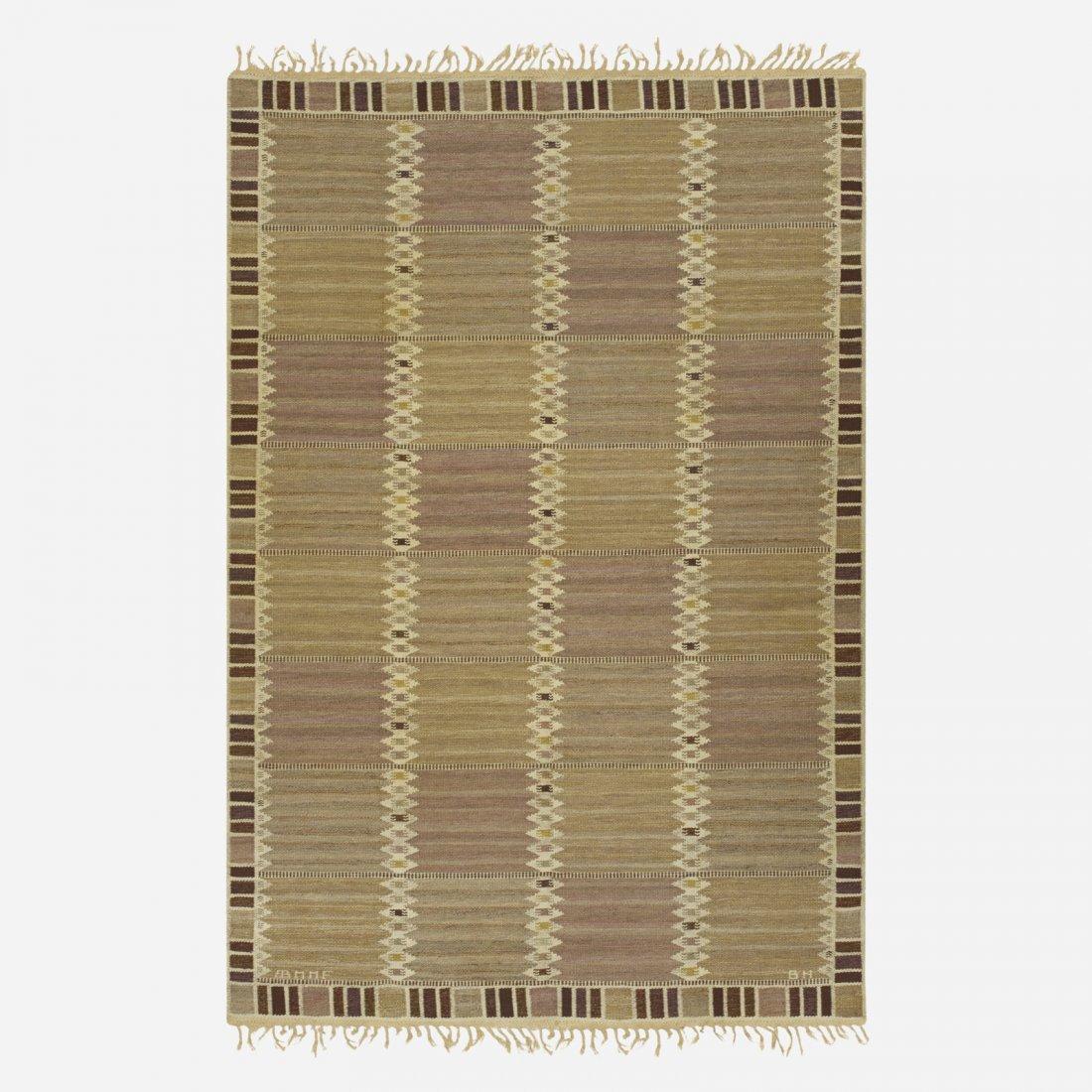 Barbro Nilsson, Salerno flatweave carpet
