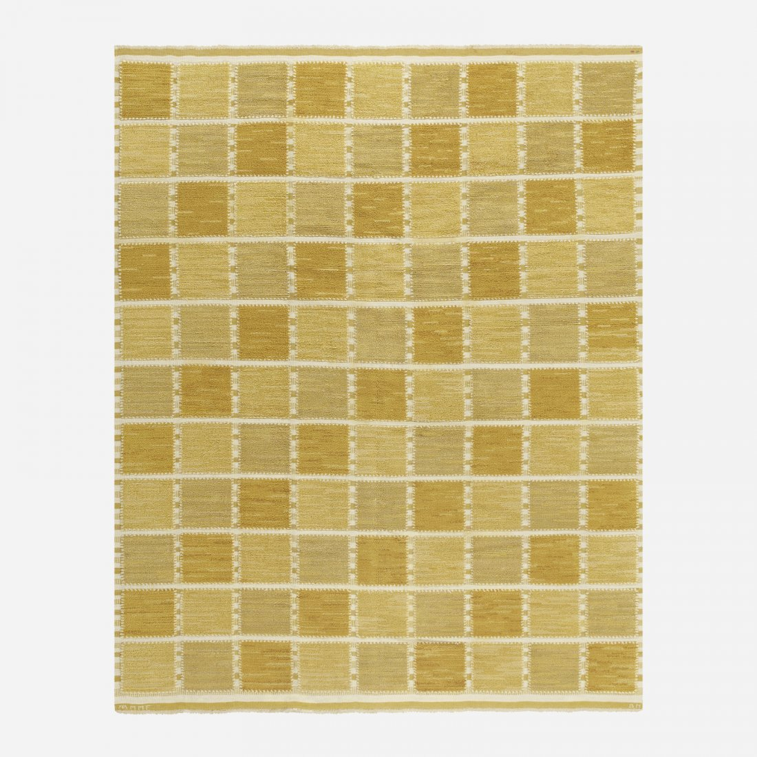 Barbro Nilsson, Gyllenrutan half-pile carpet
