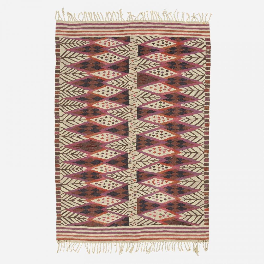 Ann-Mari Forsberg, Stammen tapestry weave carpet