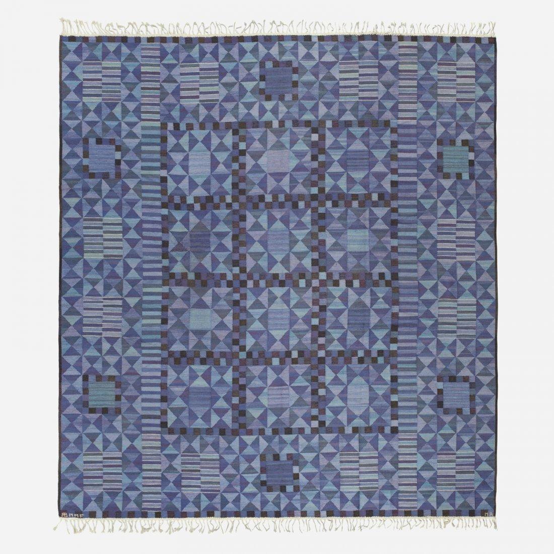 Marianne Richter, Rubirosa flatweave carpet