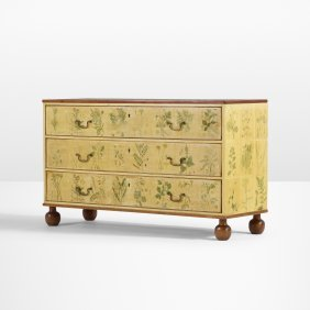 Josef Frank, Important Flora Cabinet