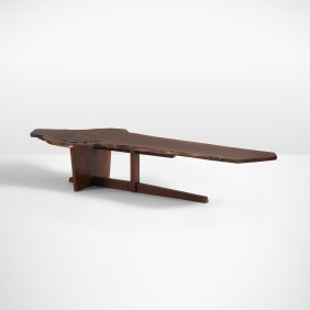 George Nakashima, Important Minguren Ii Coffee Table