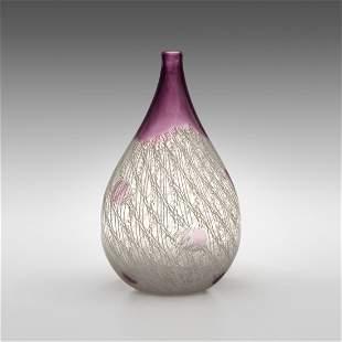 Archimede Seguso, Merletto vase