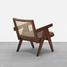 Pierre Jeanneret, Easy Armchair From Chandigarh