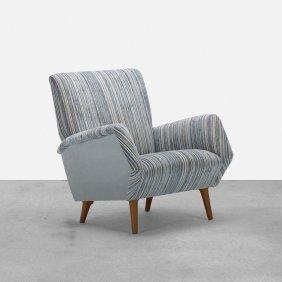 Gio Ponti, Lounge Chair, Model 803