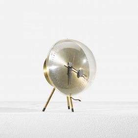 George Nelson & Associates, Table Clock, Model 4764