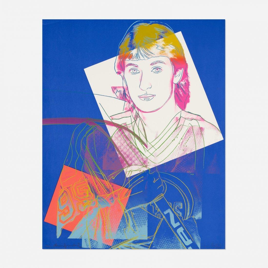 Andy Warhol, Wayne Gretzky #99