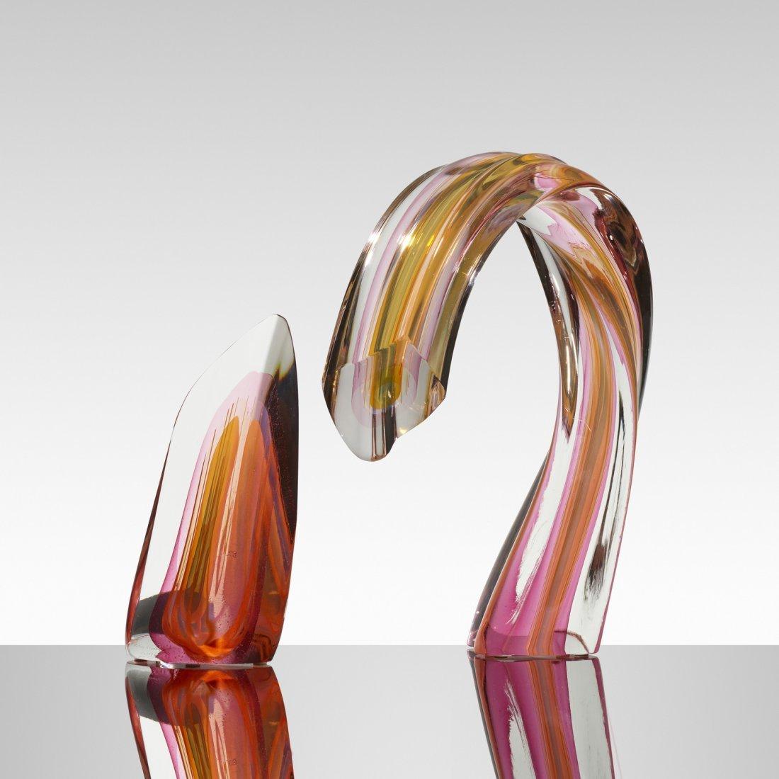 Harvey K. Littleton, Red/Amber Descending Form