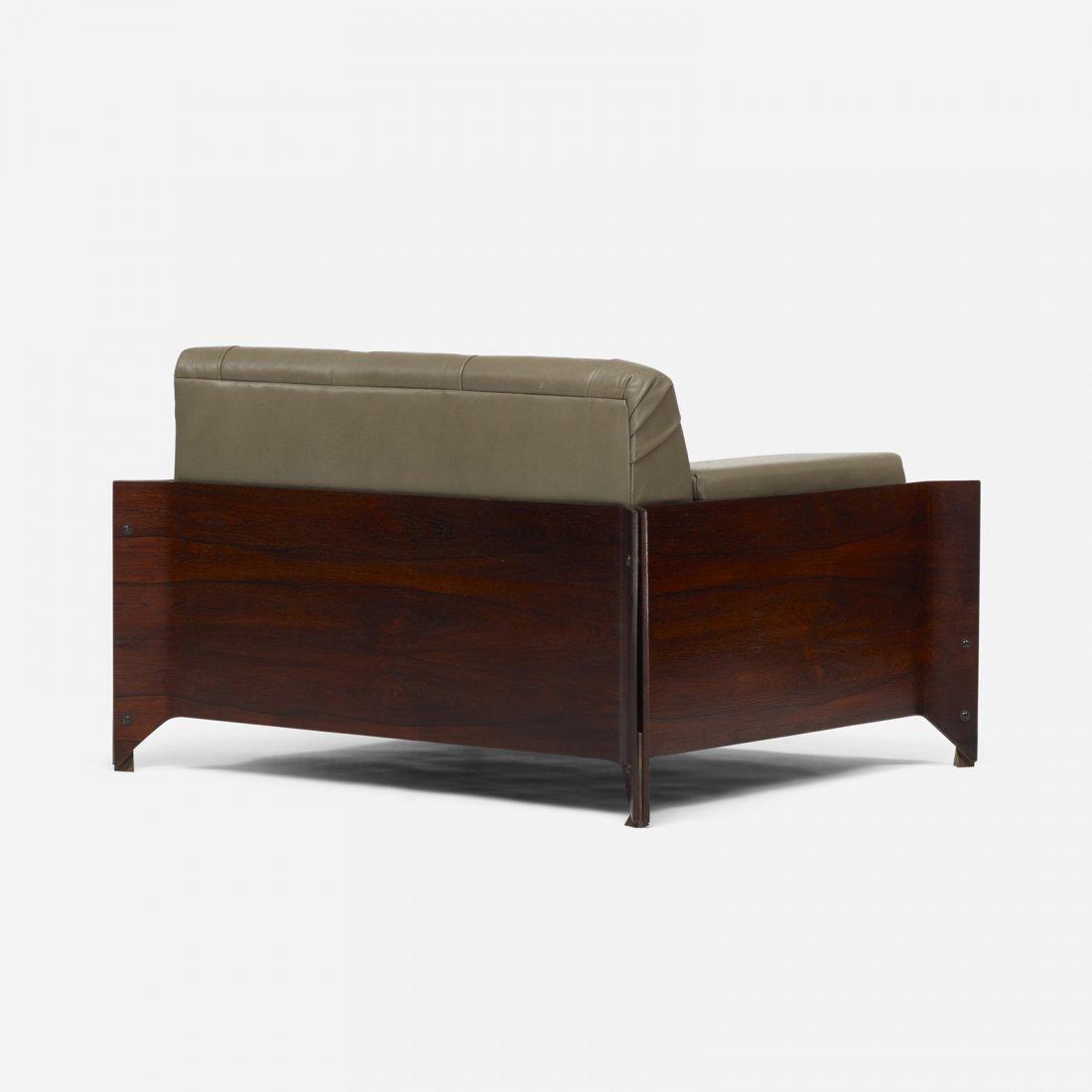 Jorge Zalszupin, lounge chair - 2