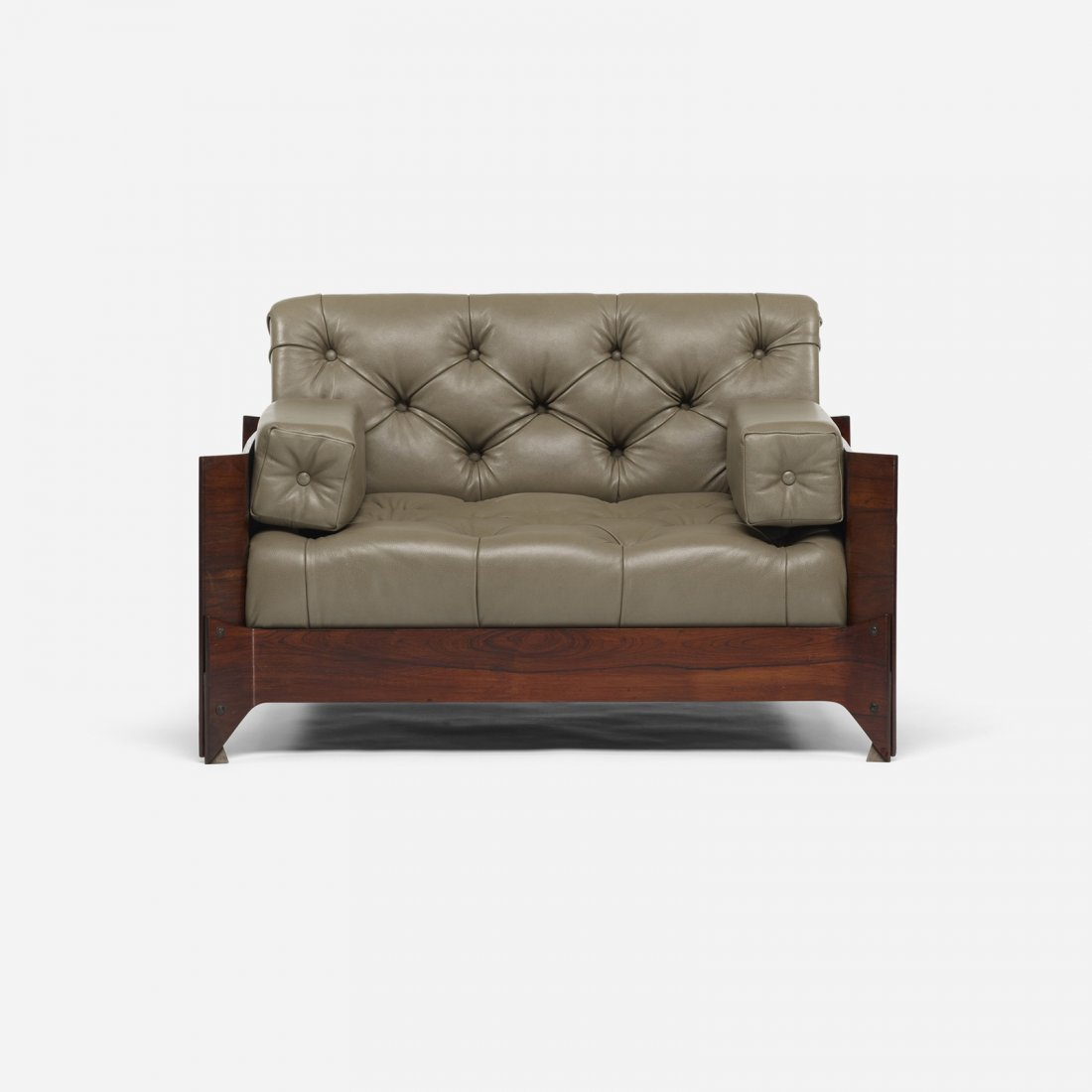 Jorge Zalszupin, lounge chair - 3