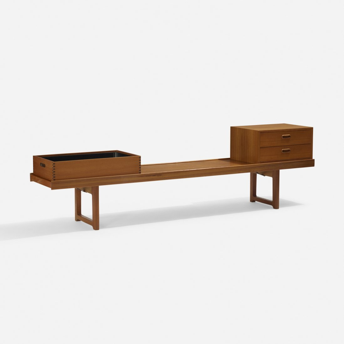Torbjorn Afdal, Krobo bench and accessories