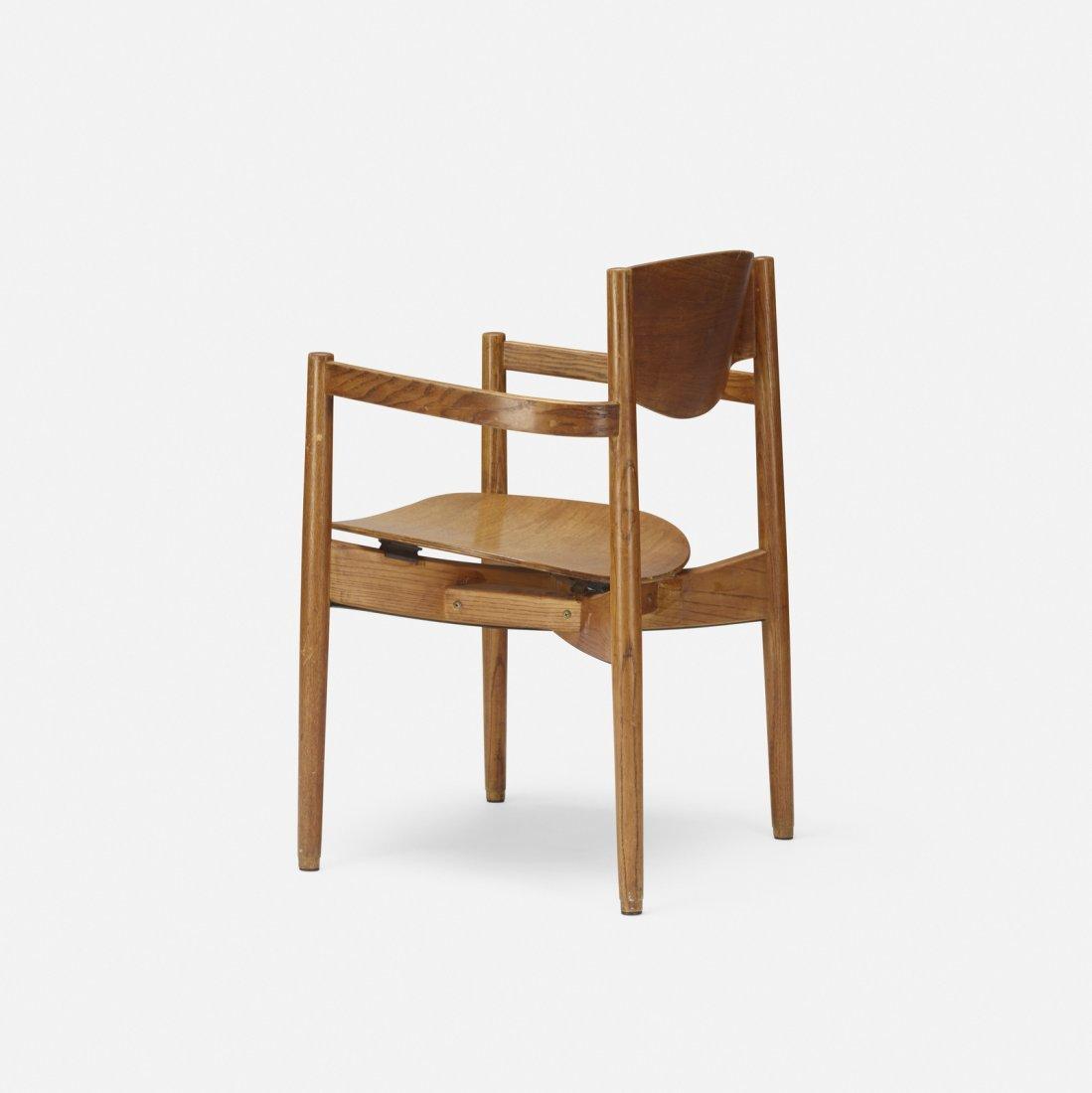 Jens Risom, armchair - 2