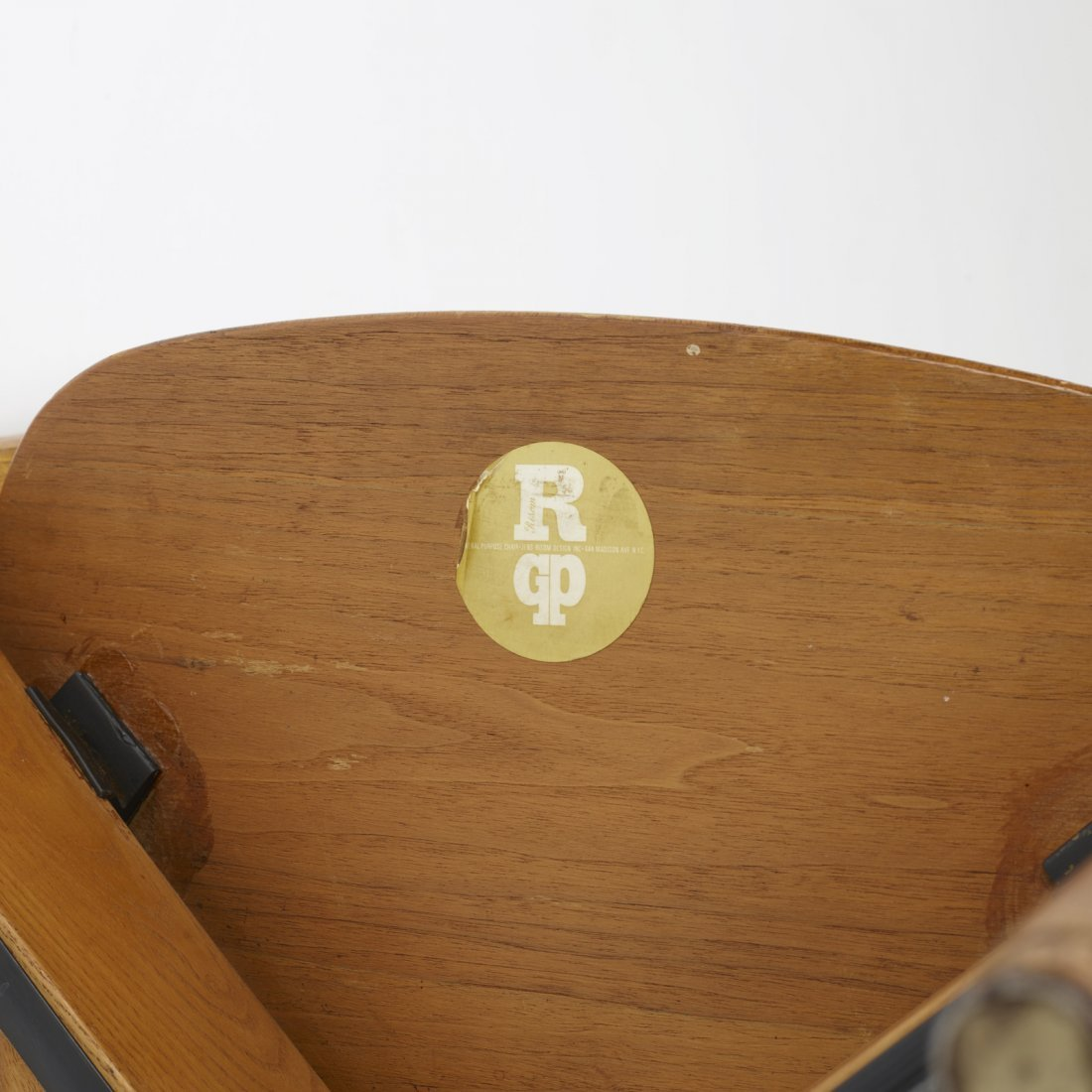 Jens Risom, armchair - 4