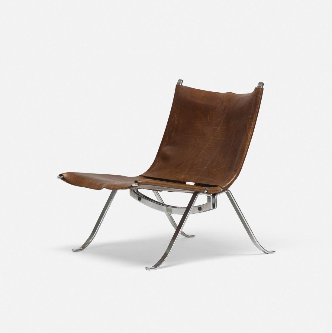 Preben Fabricius and Jorgen Kastholm, lounge chair