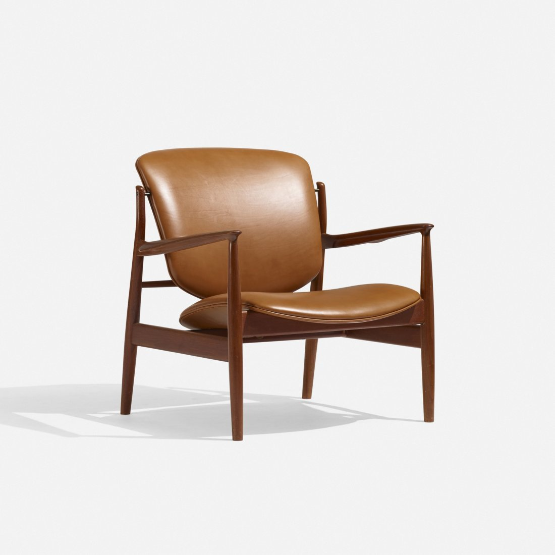 Finn Juhl, lounge chair - 2