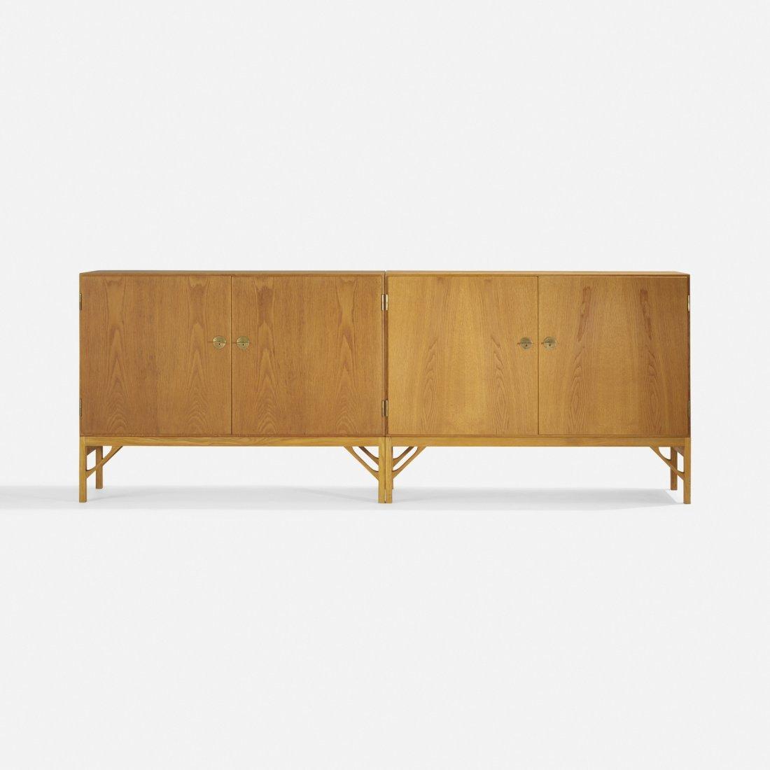 Borge Mogensen, cabinets model A232, pair