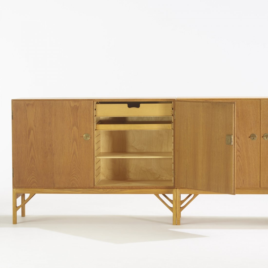 Borge Mogensen, cabinets model A232, pair - 3