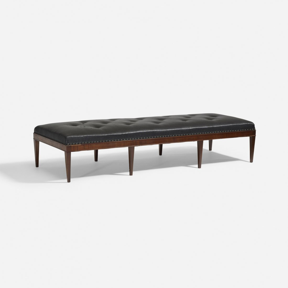 Frits Henningsen, daybed
