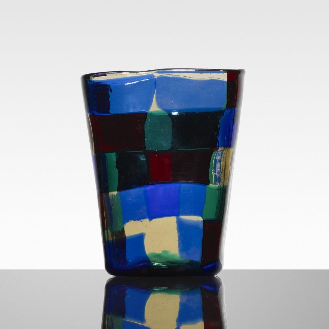Fulvio Bianconi, Pezzato vase - 2