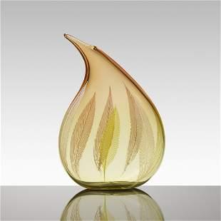 Archimede Seguso, A Piume vase