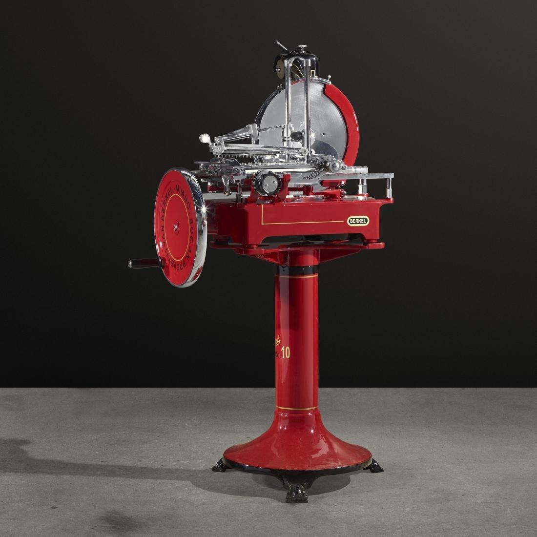 Berkel, Flywheel slicer