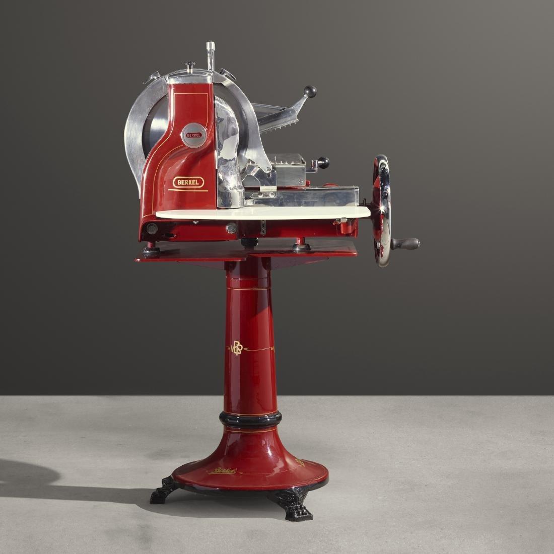 Berkel, Flywheel slicer, model 115