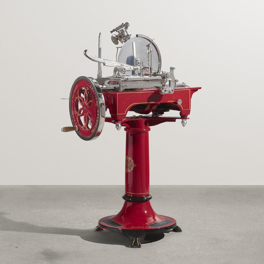 Berkel, Flywheel slicer, model K