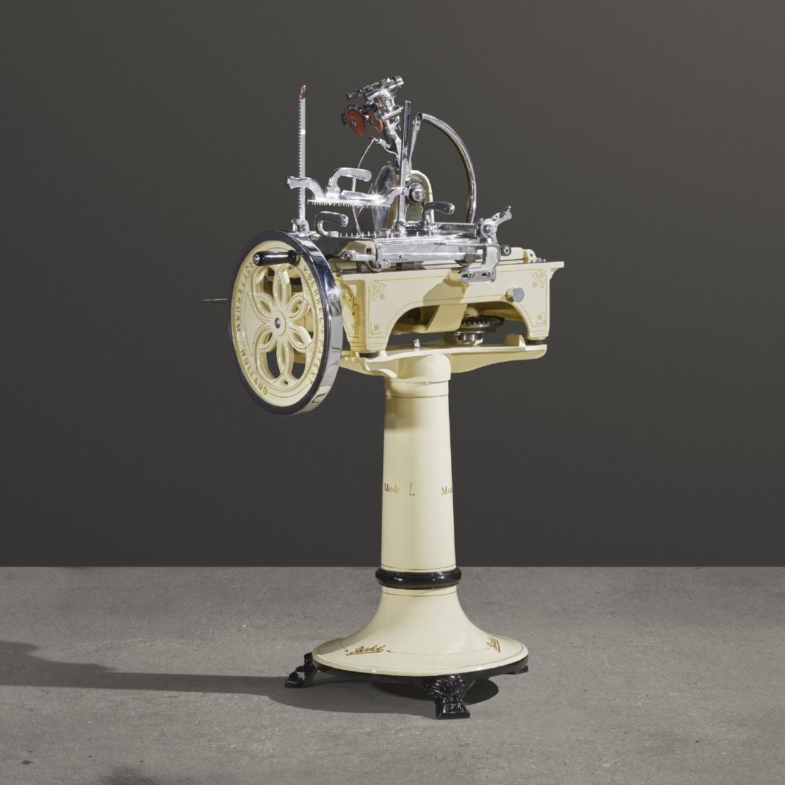Berkel, Flywheel slicer, model L