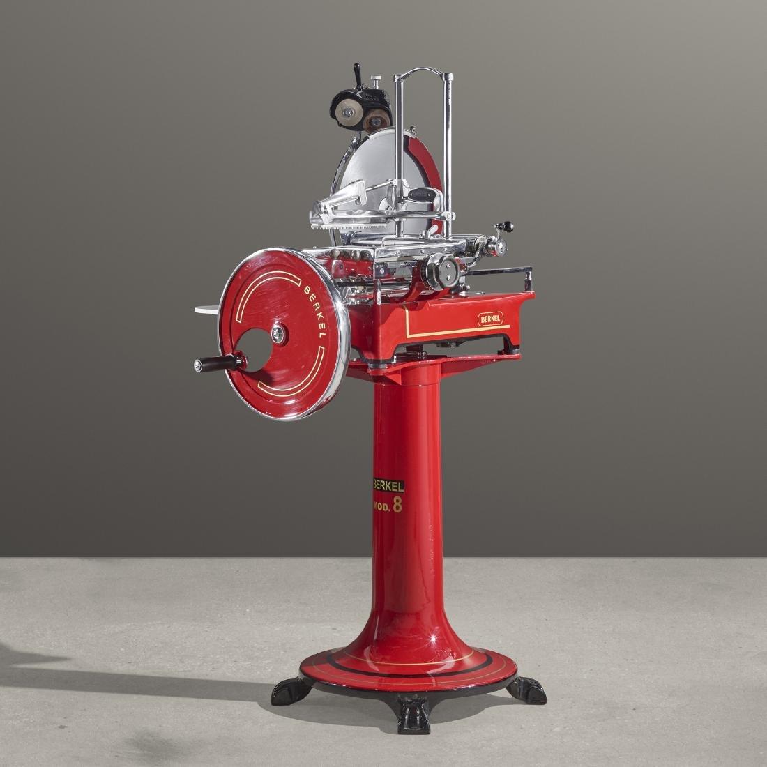 Berkel, Flywheel slicer, model 8