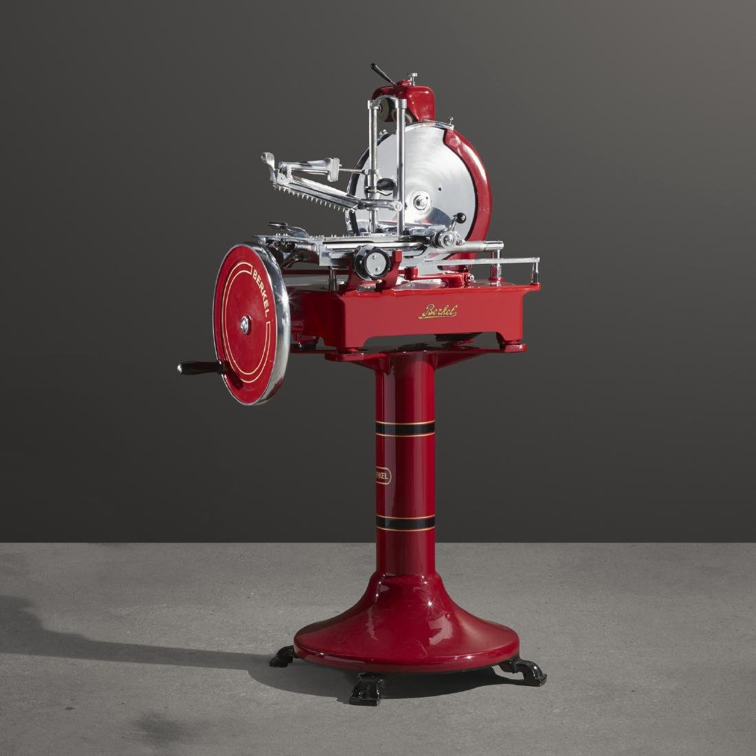 Berkel, Flywheel slicer, model 12