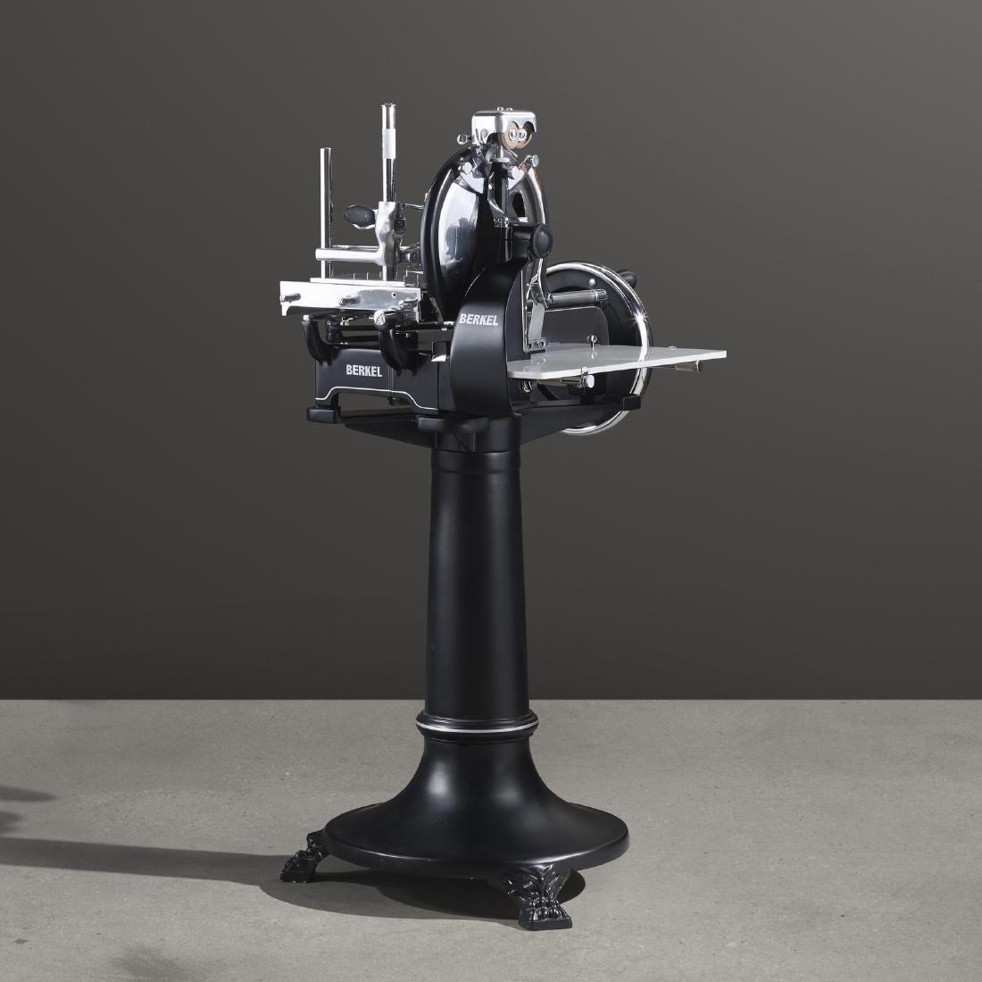 Berkel, Flywheel slicer, model P