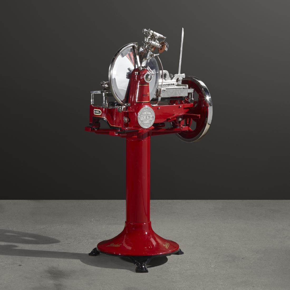 Berkel, Flywheel slicer, model 1