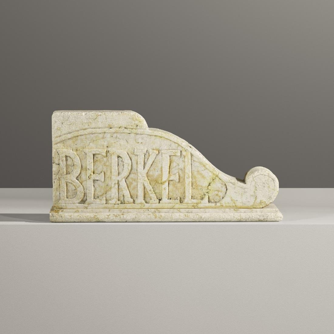 Berkel, architectural fragment