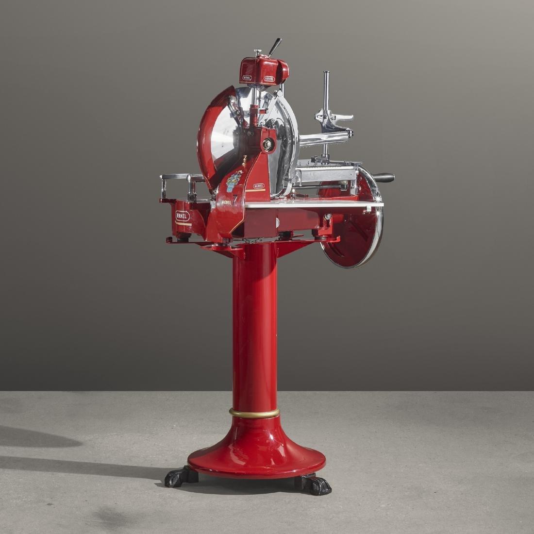 Berkel, Flywheel slicer, model  7