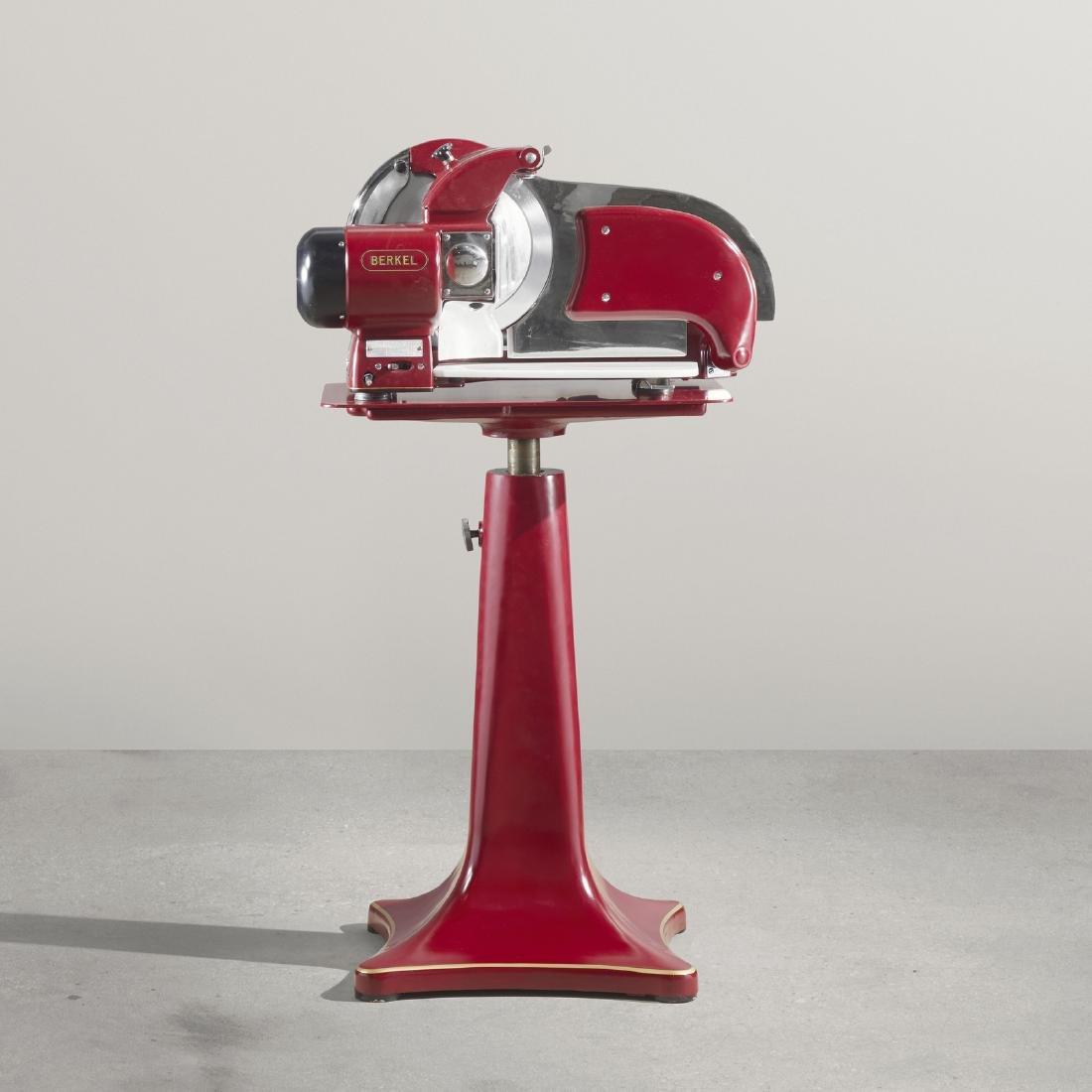 Berkel, electric slicer, model 114