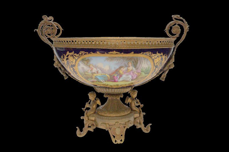 Sevres Centerpiece Bowl