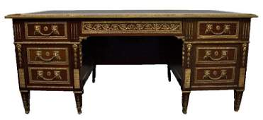 "French ""Empire"" Style Desk"