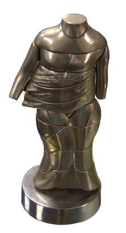 Miguel Ortiz Berrocal (SPANISH, 1933 - 2006) Sculpture