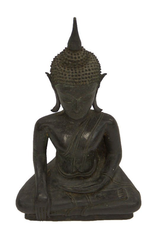 Antique Thai Bronze sculpture